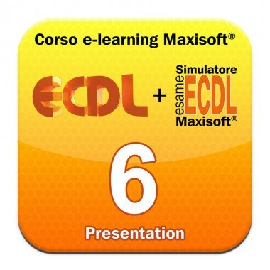 Corso Nuova ECDL MODULO 6 Presentation - Strumenti di presentazione