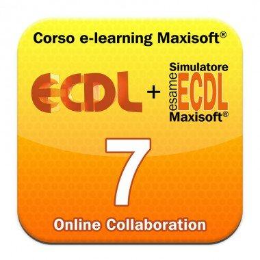 Corso Nuova ECDL MODULO 7 Online Collaboration - Collaborazione in rete