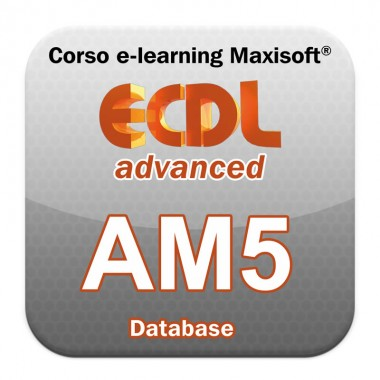 Corso ECDL Advanced Database