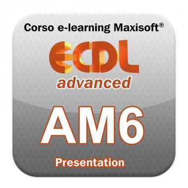 Corso ECDL Advanced Presentation - Strumenti di presentazione
