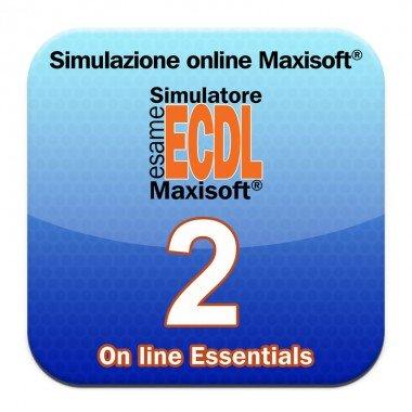 Simulazioni online esame NUOVA ECDL Modulo 2 On line Essentials