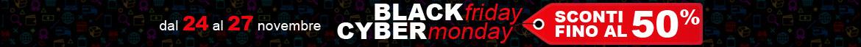 Sconti del 50% dal 24 al 27 Novembre su tutti i prodotti ECDL Maxisoft, approfitta del Black Friday e del Cyber Monday